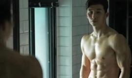 韩国健身帅哥