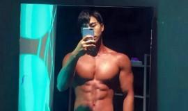 来自韩国的李庆东