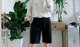 帅哥的韩式学生装