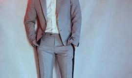 穿西装的李易峰简直帅爆了