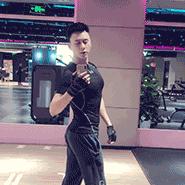 北京技师 - 健身张柯