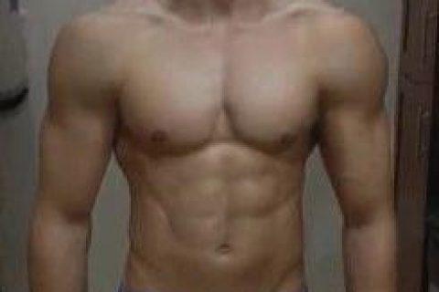 15秒展示3年健身,八块腹肌是如何炼成的?