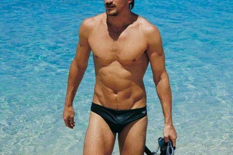 澳洲小胡子Jarrod Scott突然回春,登上Louis Vuitton单人广告