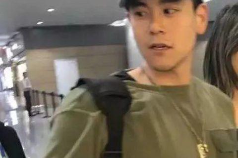 机场抓拍彭于晏,男友力MaxMax!