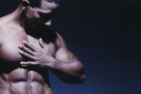 7式高效锻炼 塑造大胸肌