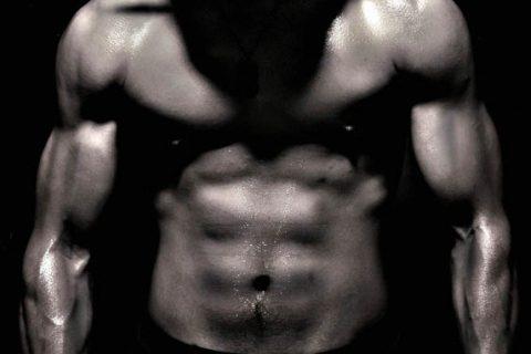 健身教练 教你怎么练魔鬼身材!