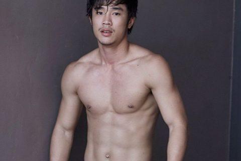 【写真】《Apollo》 第1期  英俊的泰国拳击手