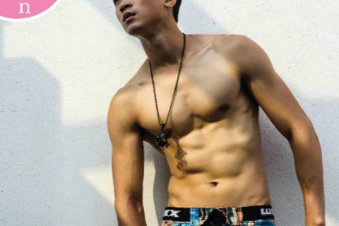 【写真】《台湾写真》 第75期 大男孩 凯森写真