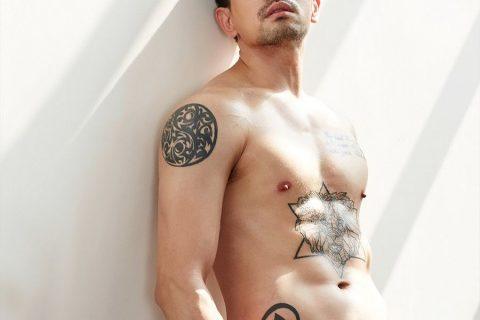 【写真】《TXD》第4期 颓废的男人也性感