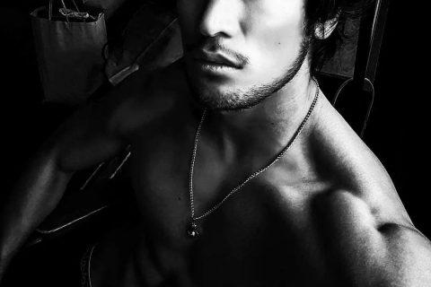 来自日本的型男大叔中村拓耶 Takuya Nakamura